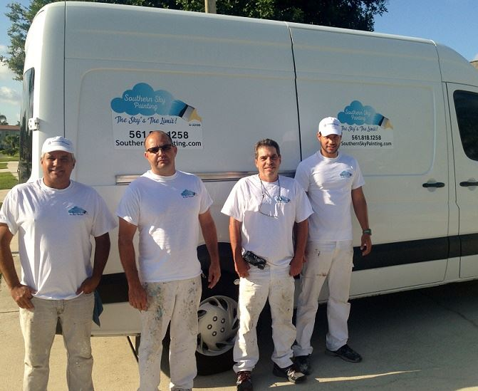 Painting Contractor Lake Worth