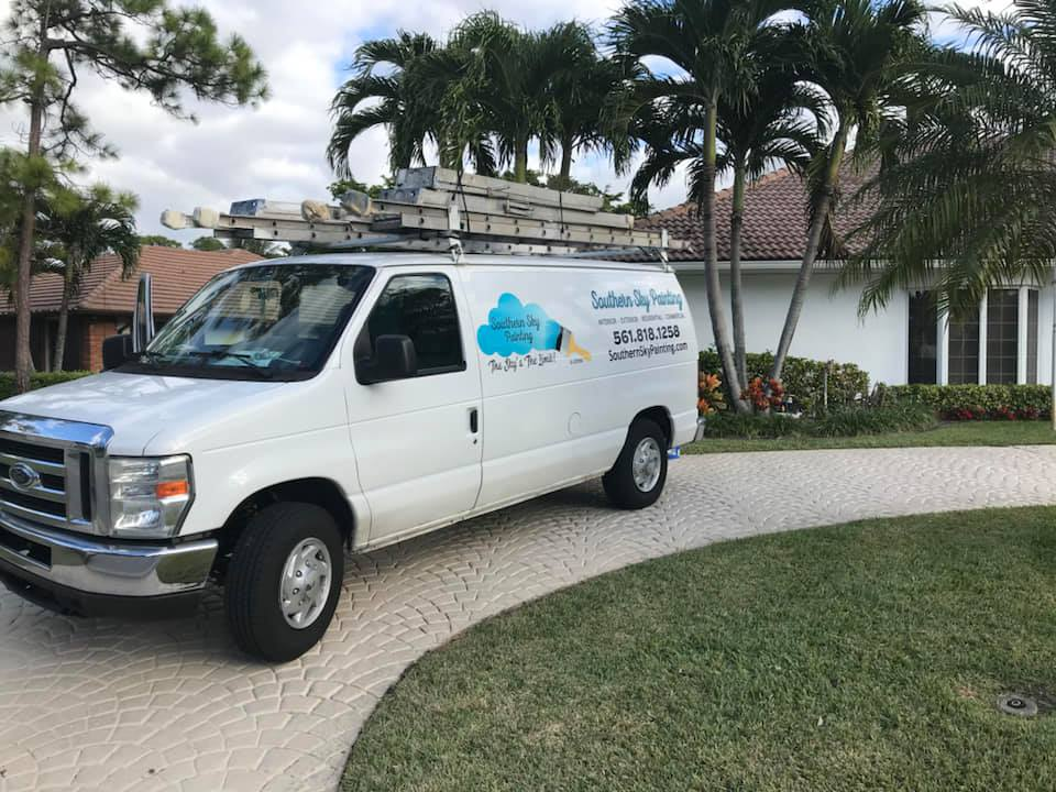 house painting coconut creek