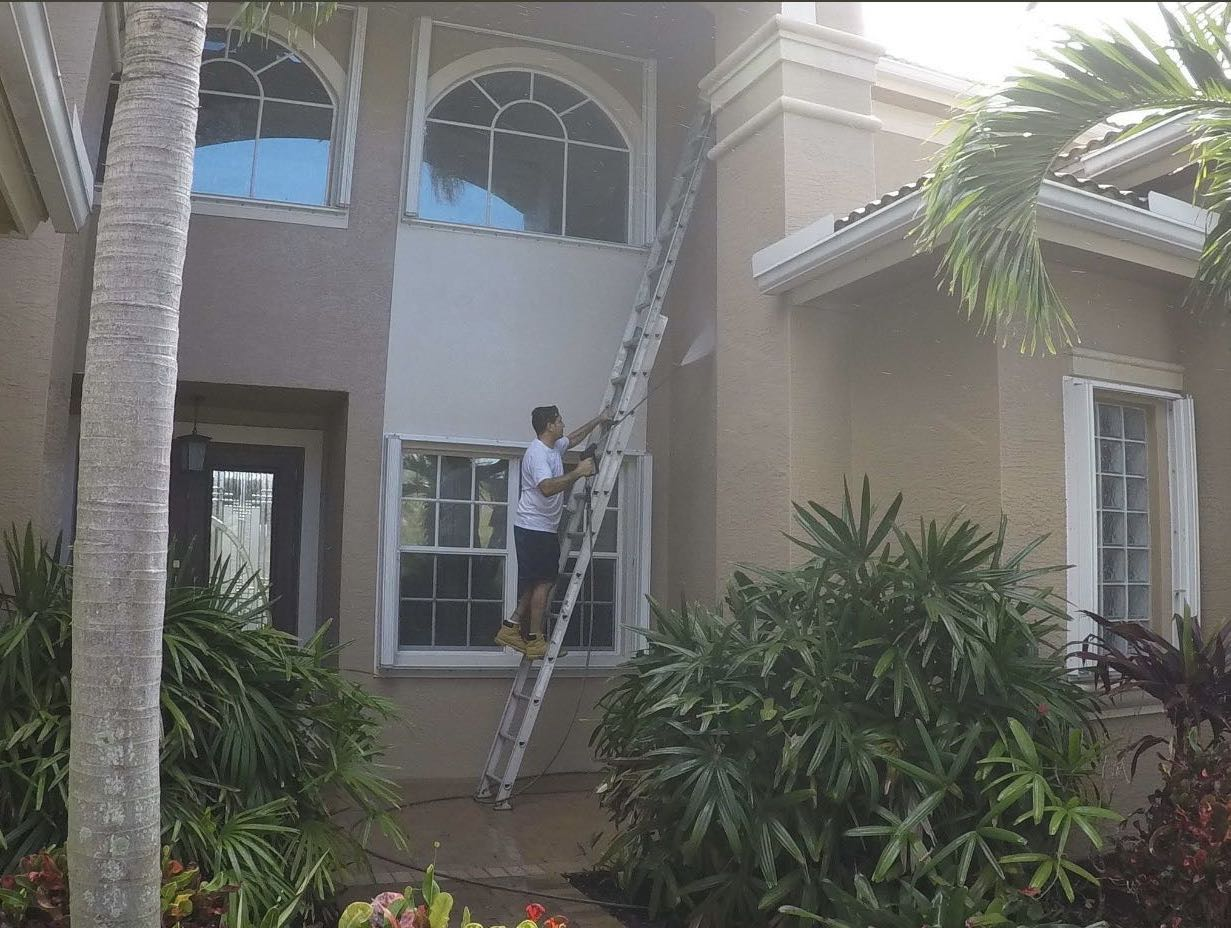 painting contractor Westlake